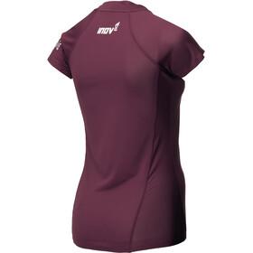 inov-8 Base Elite Sous-vêtement à manches courtes Femme, purple